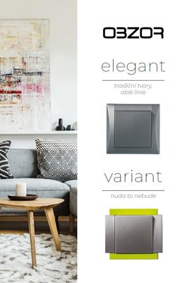 elegant_Domovní vypínače
