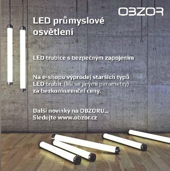 led trubice lampy