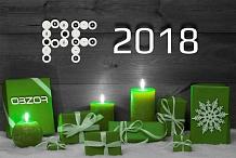 Šťasný nový rok 2018