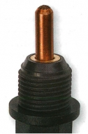 Contact wiper brush - copper