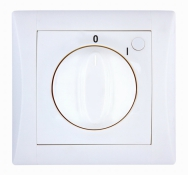 Set ELEGANT - insert for a cooker switch, rotary (classic)