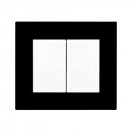 Komplet DECENTE plexi - vypínač řazení 5 (sériový)