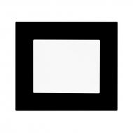 Komplet DECENTE plexi - vypínač řaz. 1/0 (tlačítko)