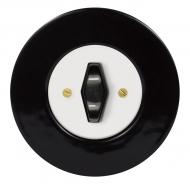 Set RETRO ceramic/black - switch arragement 5