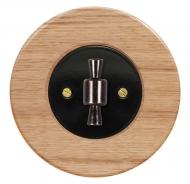 Set RETRO wood/oak - arragement 1/0+1/0