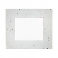 Komplet DECENTE beton - vypínač řazení 1