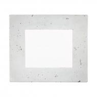 Komplet DECENTE beton - vypínač řazení 1/0