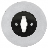 Komplet RETRO beton - spínač řazení 1/0