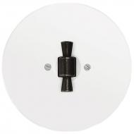 Set RETRO glass - insert switch, arrangement 5