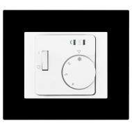 Termostat RTR-E 8011-50 analogový, kompletní, DECENTE PLEXI