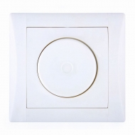 Set ELEGANT - LED rotary dimmer PUSH-PULL with arr. function 6