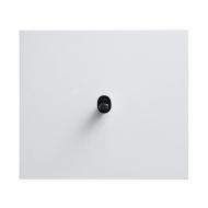 Přepínač křížový páčkový, řaz. 7, kompletní, VECTIS HLINÍK bílý