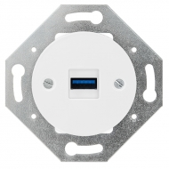 Zásuvka komunikační USB, RETRO