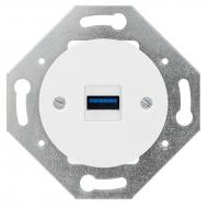 Zásuvka USB nabíječka RETRO